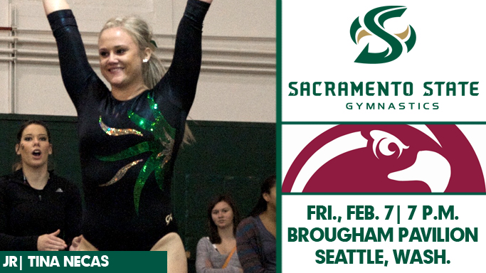 GYMNASTICS RENEWS SERIES WITH SEATTLE PACIFIC ON FRIDAY