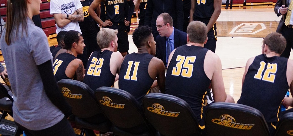 Men's Basketball Hosts Lake Erie Saturday To Continue G-MAC Play