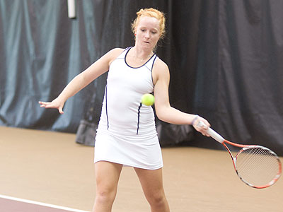 The Bulldogs, including Mary Coleman, picked up a 5-1 win on Thursday (FSU Photo Services)