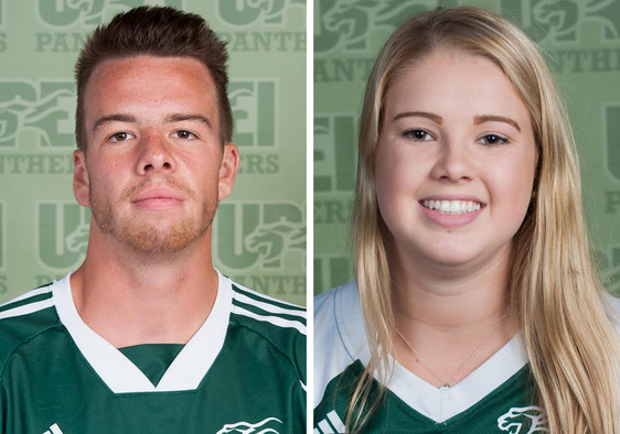 UPEI announces the Panther Subway Athletes of the Week, October 15-22