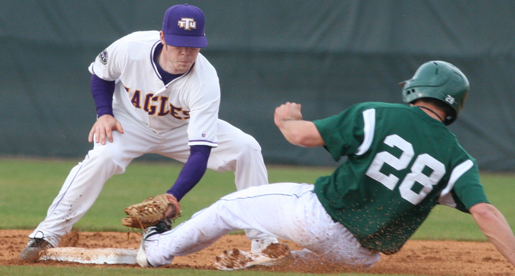 Golden Eagles blanked by Bobcats; Tech goes 1-2 on series