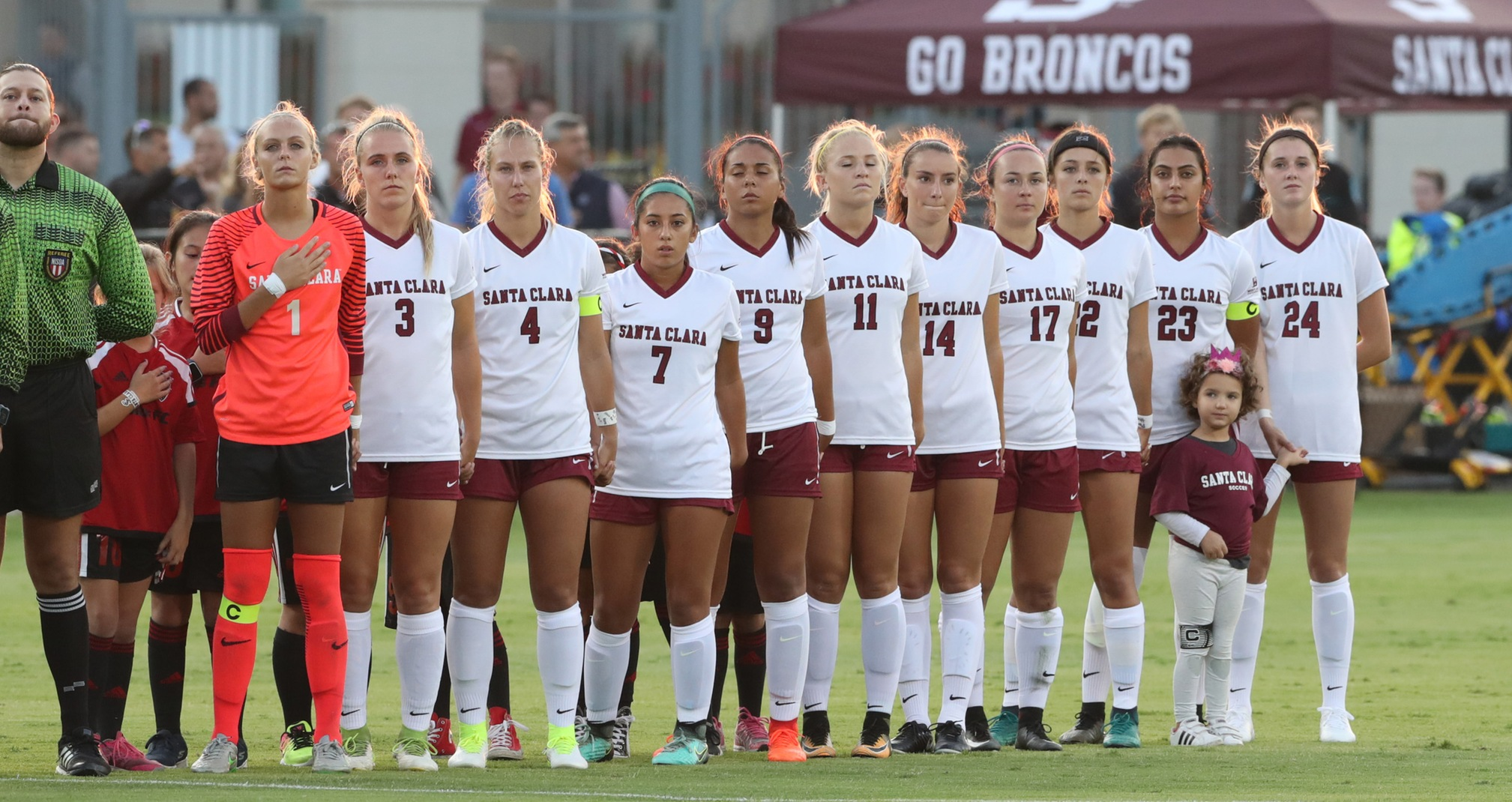 Women's Soccer Hosts No. 2 Stanford Sunday Night