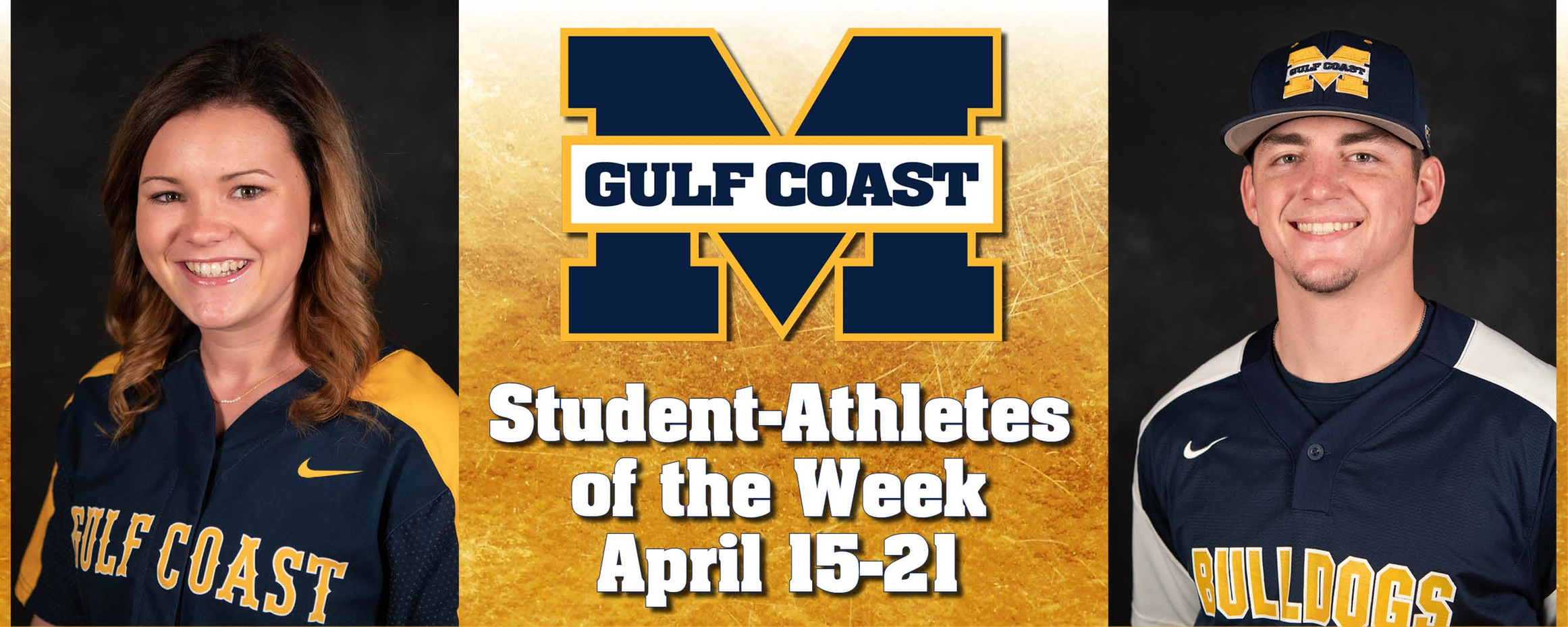 Massey, Parker named MGCCC Student-Athletes of the Week