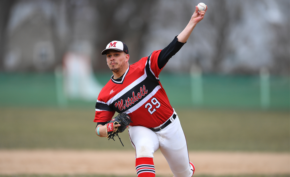 Mitchell, Lesley Win On First Day of NECC Baseball Championship