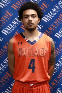 Wallace State's Xavier Malcom Earns Player of the Week Honors