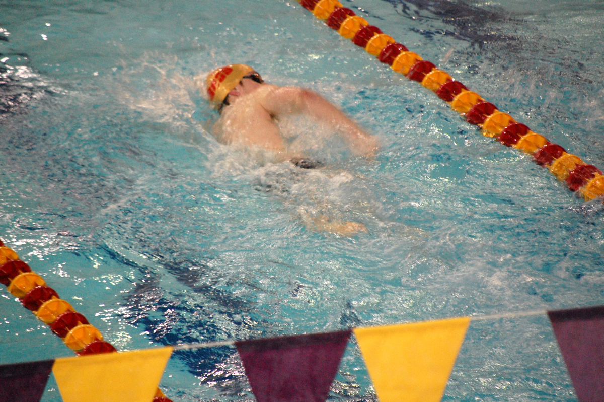 'Roo Swimming Kicks Off Season with Strong Performance
