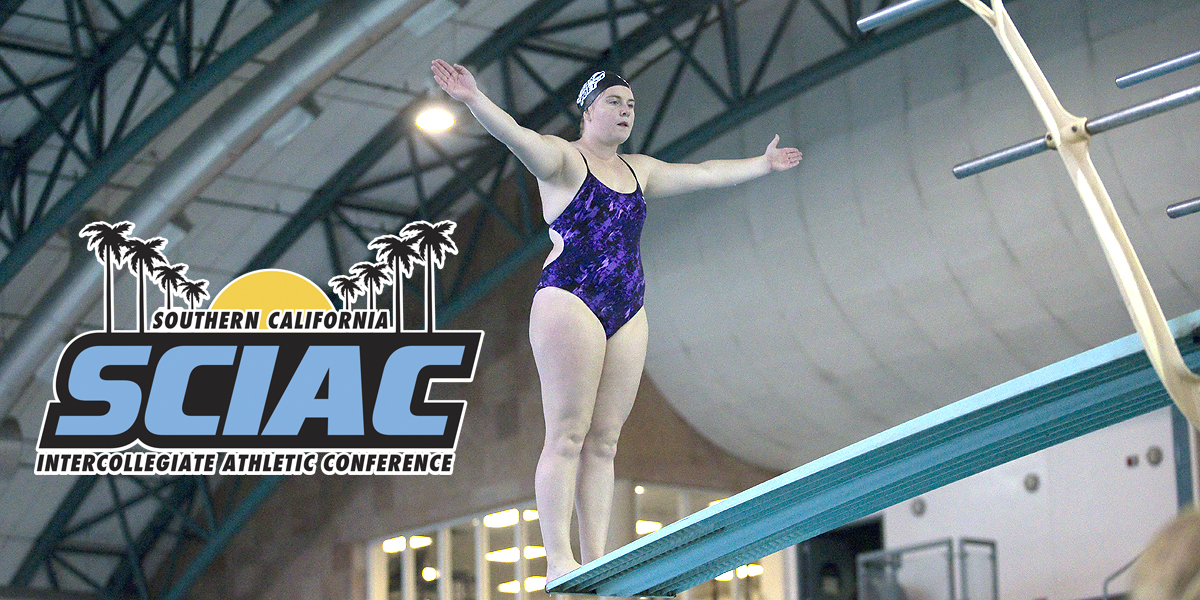 Becca Ayers named SCIAC Athlete of the Week