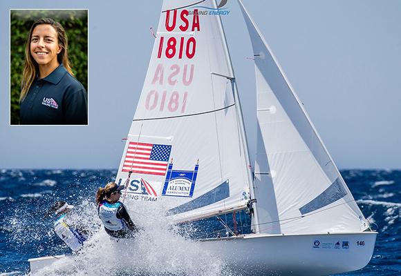 LTJG Nikki Barnes Chases Olympic Dream