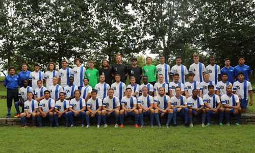 M. Soccer Team Photo
