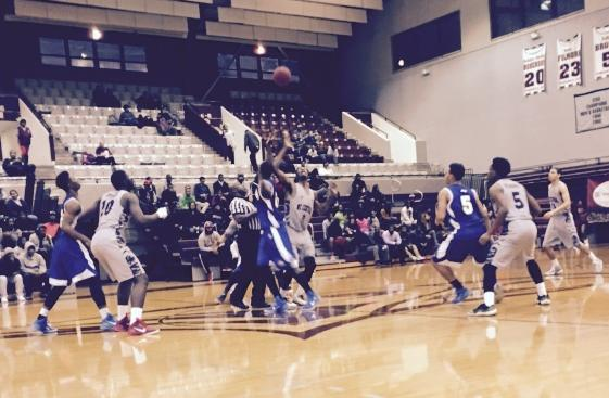 Short-Handed JWU Men Struggle Against Strong NCCU Squad