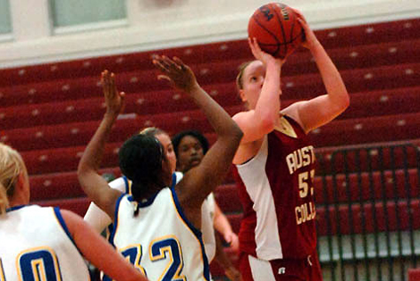 Austin College's Williams and Hunter Head 2009-10 All-SCAC Women's Basketball Selections