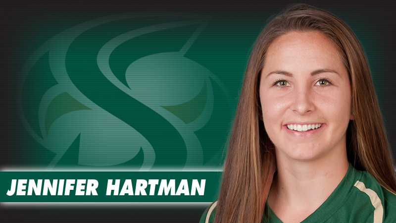 HARTMAN NAMED BIG SKY CONFERENCE PITCHER OF THE WEEK