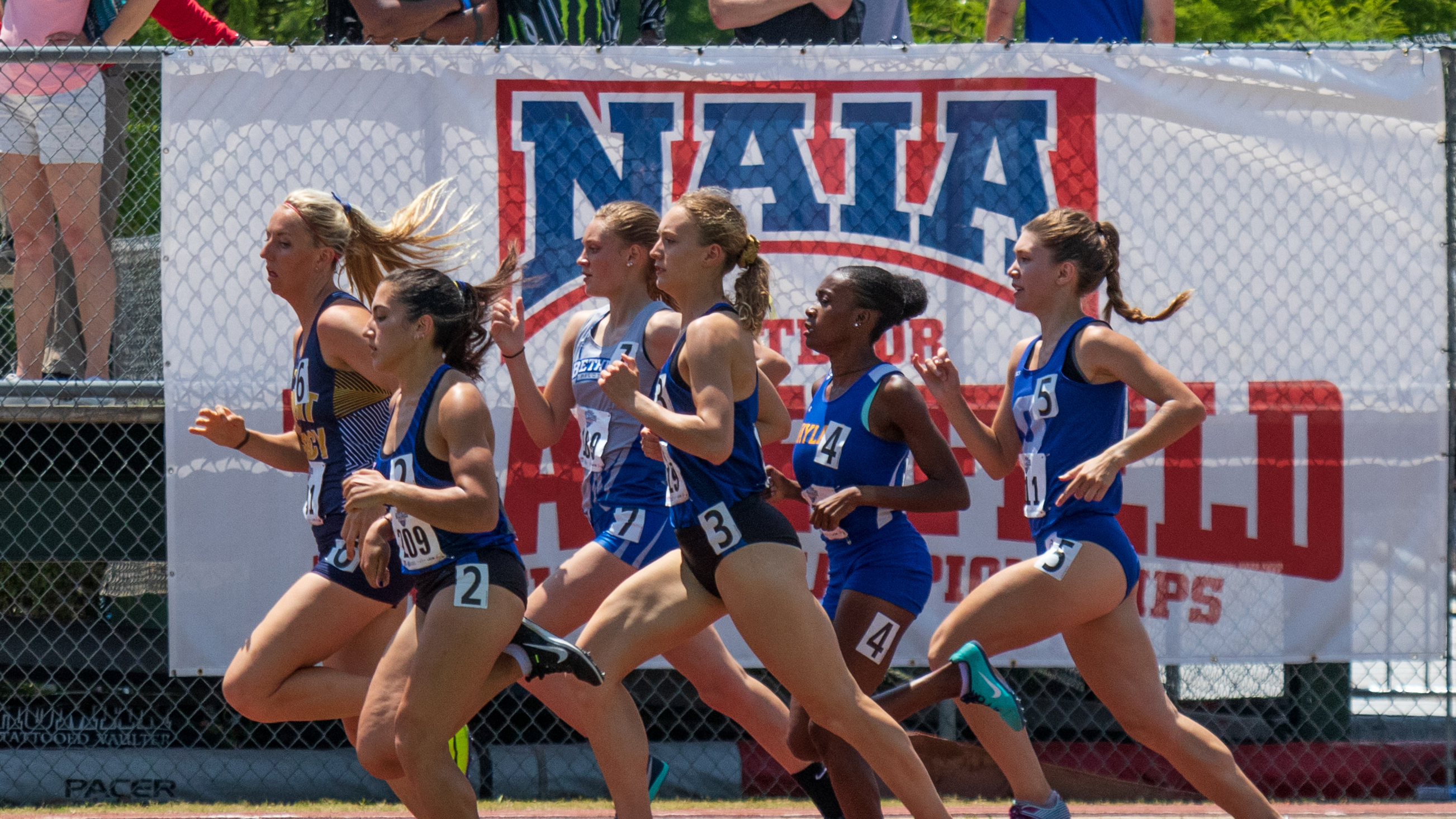 Day 2 -2019 Women's Outdoor Track and Field Championships