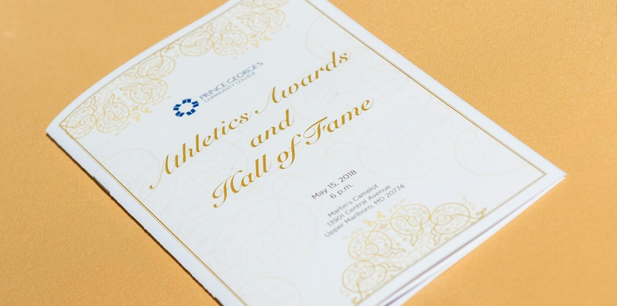 Prince George's Athletics Holds Inaugural Hall Of Fame Ceremony Along With Annual Awards Banquet