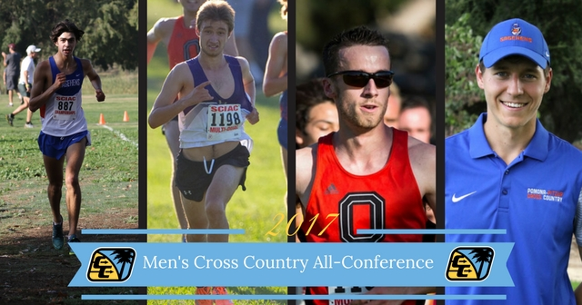 SCIAC Men's Cross Country All-Conference Honors Announced
