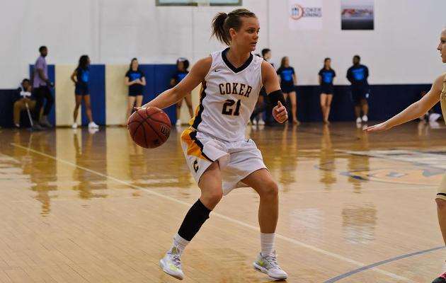 Coker Women's Basketball to Face South Carolina and Vanderbilt in 2014-15