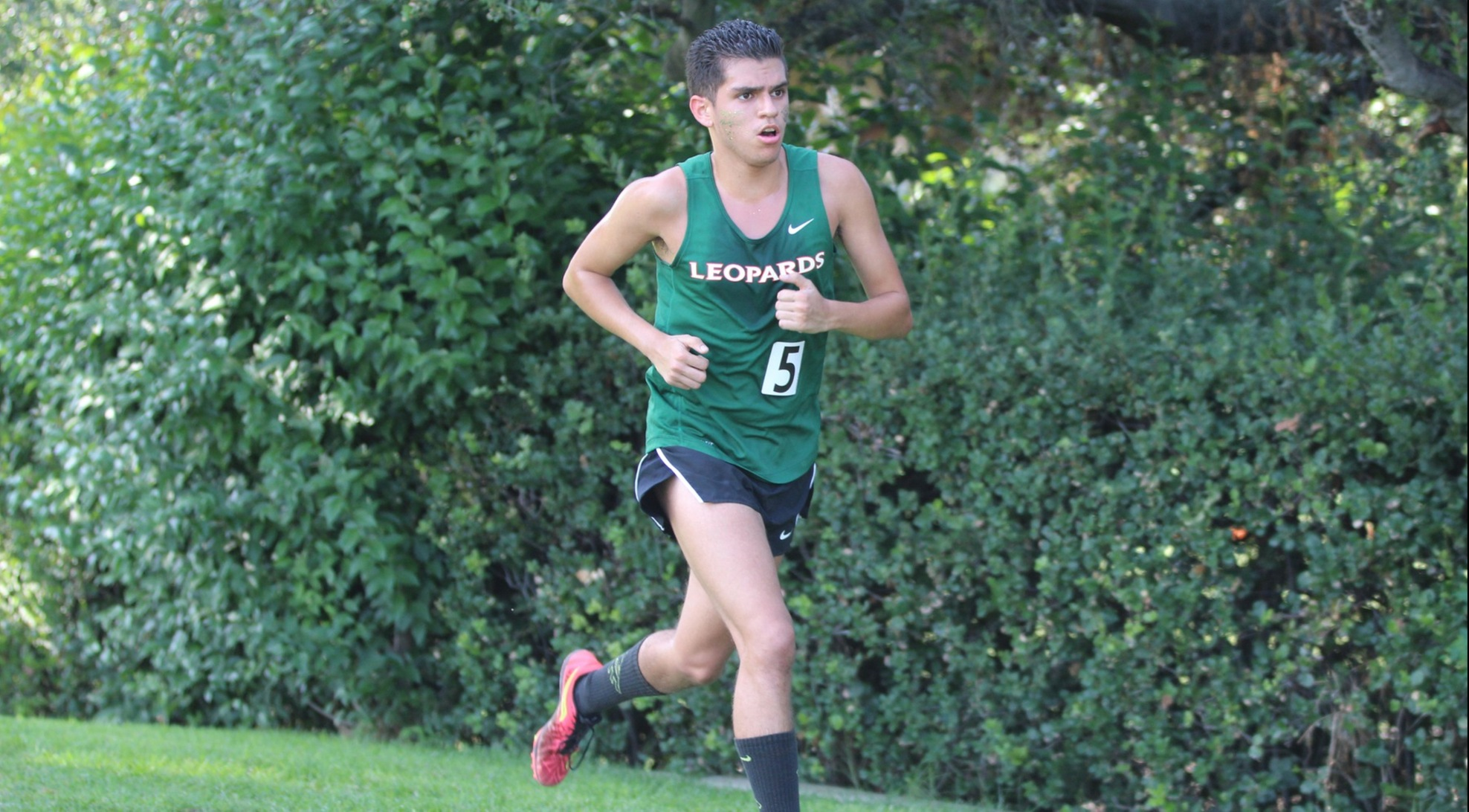 Men's Cross Country opens year against Oxy, Pomona-Pitzer