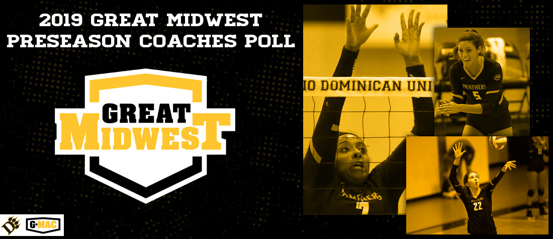 Great Midwest Releases Preseason Volleyball Coaches Poll