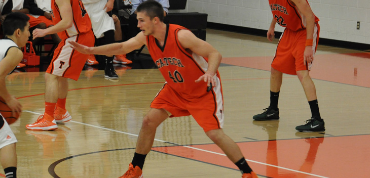 Pomona-Pitzer Pulls Away Late for Win