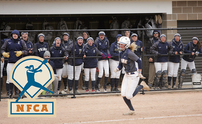 Softball 11th in Latest NFCA National Poll