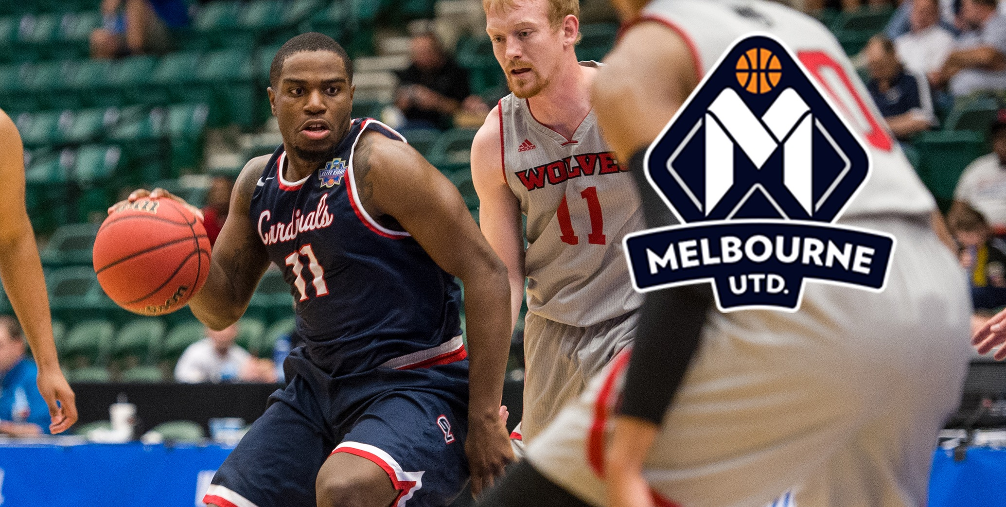 Damon Bozeman invited to play for NBL Team Melbourne United versus Team China