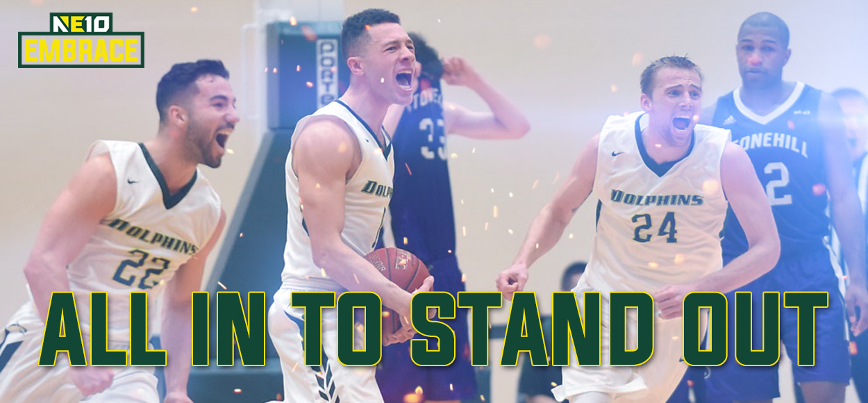 Le Moyne Men's Basketball Chosen as NE10 Team of the Month