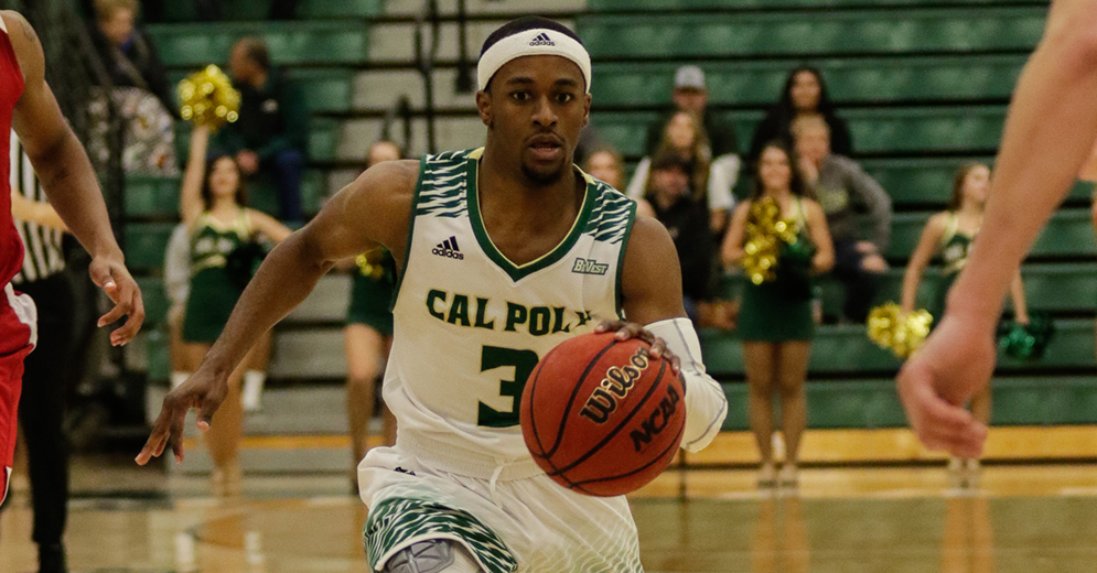 Cal Poly Uses Balanced Scoring Attack for 91-81 Victory Over Pepperdine