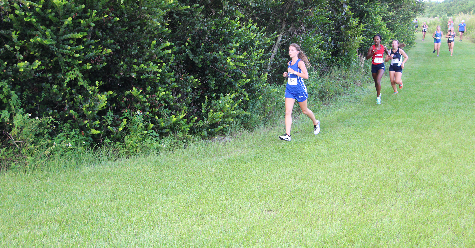 Cross Country Finishes in Fourth at the Moccasins Invitational