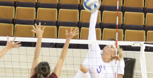Tech falls in five sets to OVC-leading Jacksonville State