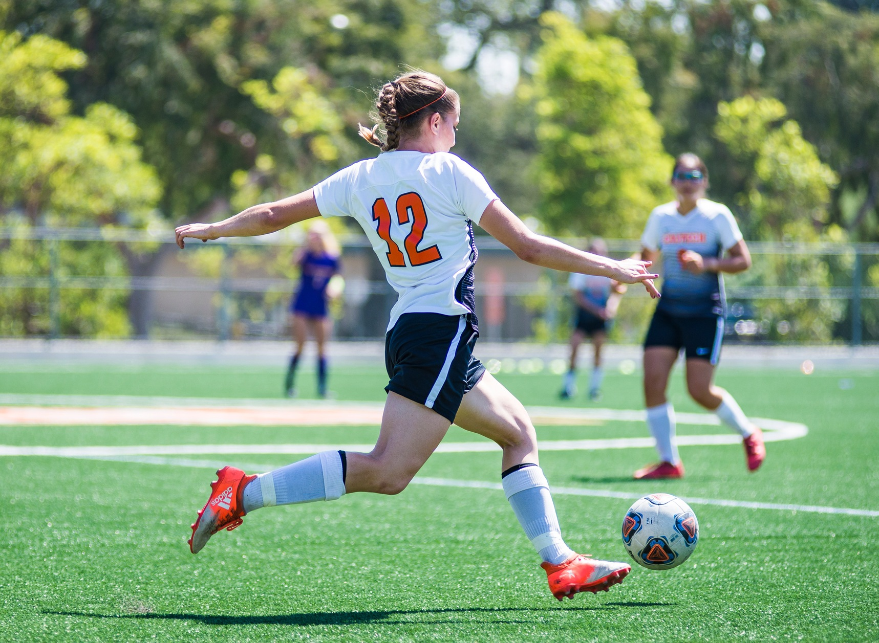 Comprehensive NCAA Win for Women's Soccer