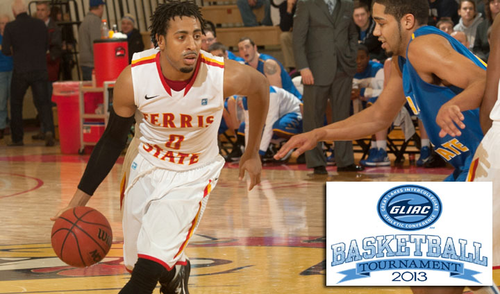 PREVIEW: Bulldog Men Seek First Road Win Over Findlay In GLIAC Tourney