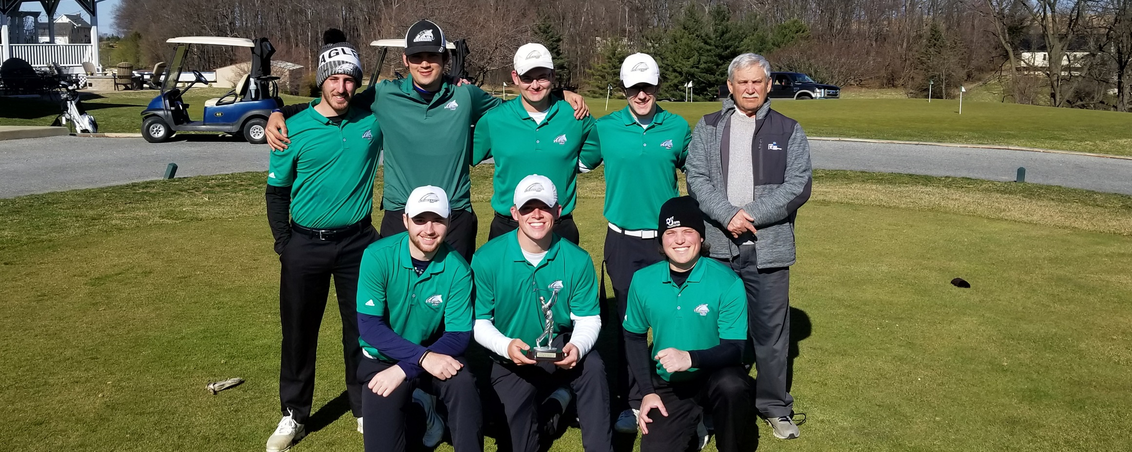 Mustangs Win Stevenson Spring Invite, Maisel, Angle Finish Tied for Second