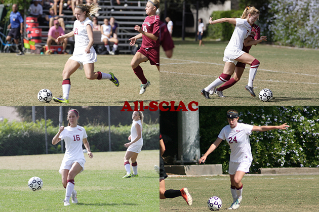 Four Athenas named to All-SCIAC Soccer Team; Rosenberg Newcomer of the Year