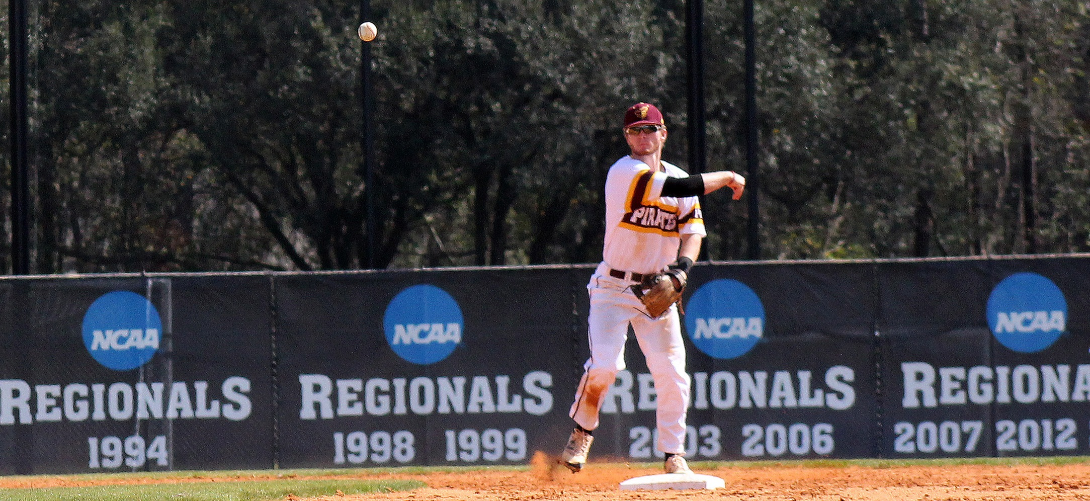 Augusta Takes First Game Of PBC Baseball Series From Pirates, 9-4