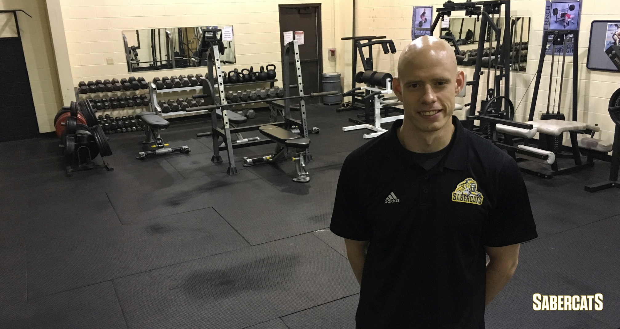 Sweatman to Lead MBU Athletics' New Strength and Conditioning Program