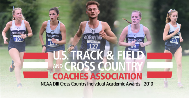 Juniors Carly Danoski and Katie Mayer, sophomore Natalie Novotni and freshman Natalie Stabilito from the women?s team and junior Gavin Kemery from the men's squad earned USTFCCCA Academic Awards.
