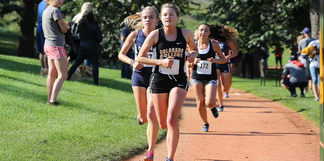 SCAC Women's Cross Country Recap - Week Four