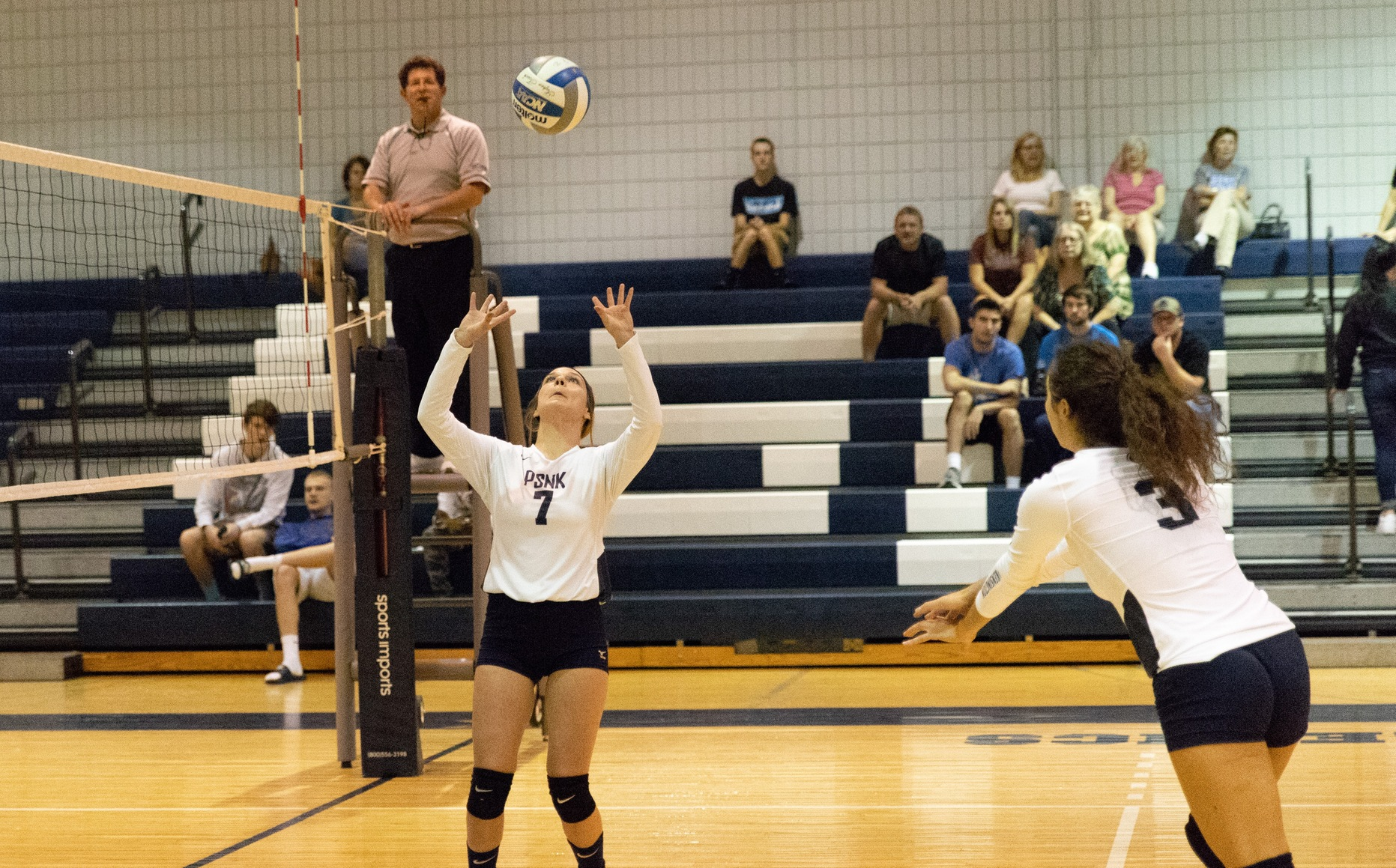 New Kensington falls to Beaver in PSUAC volleyball action
