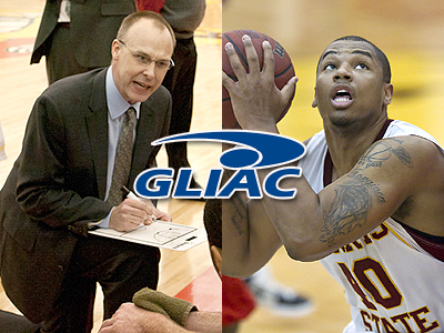 Keenan, Sall Headline FSU's All-GLIAC List