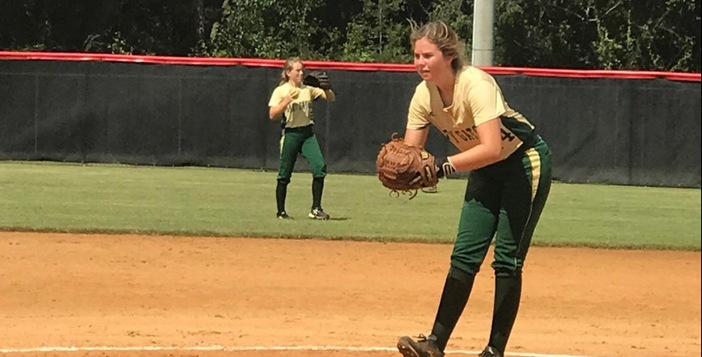 Lady Gators Split Series with Lee County on Saturday