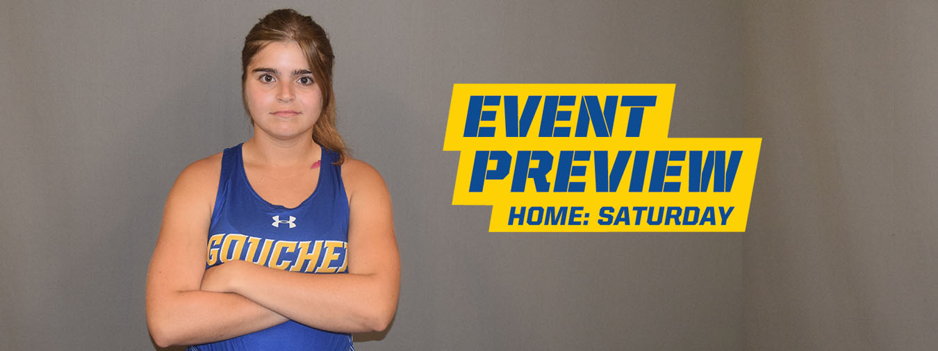Goucher Cross Country Hosts Annual Goucher Cross Country Classic On Saturday