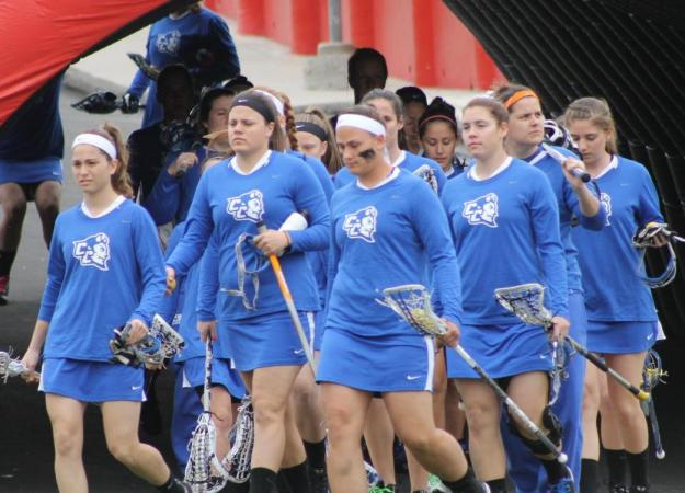 Lax Wraps West Coast Trip at St. Mary's