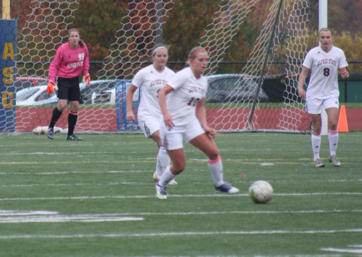 Alfred State Women 39 S Soccer Vs Elmira Alfred State