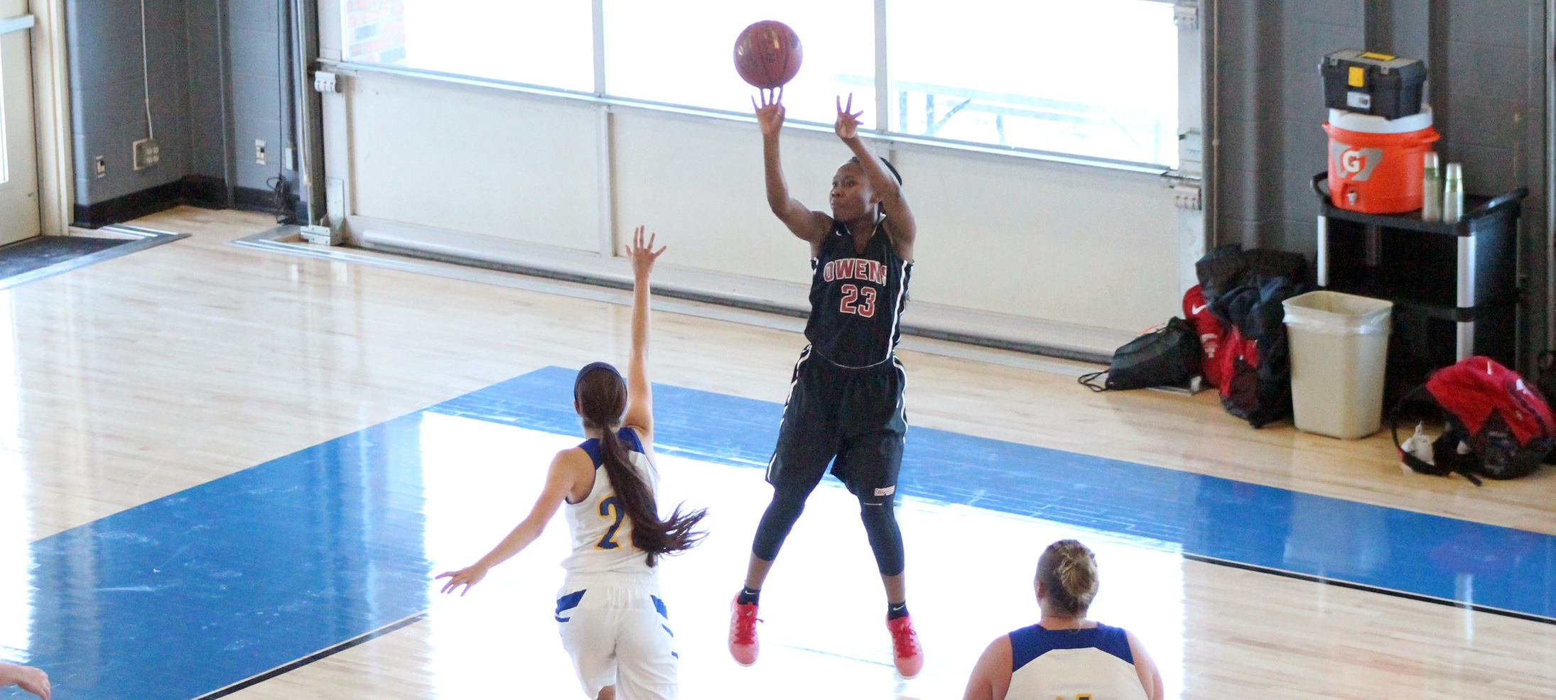 No. 3 Owens WBB Wins Record-Tying 29th Straight In 109-36 Thumping Of Hocking