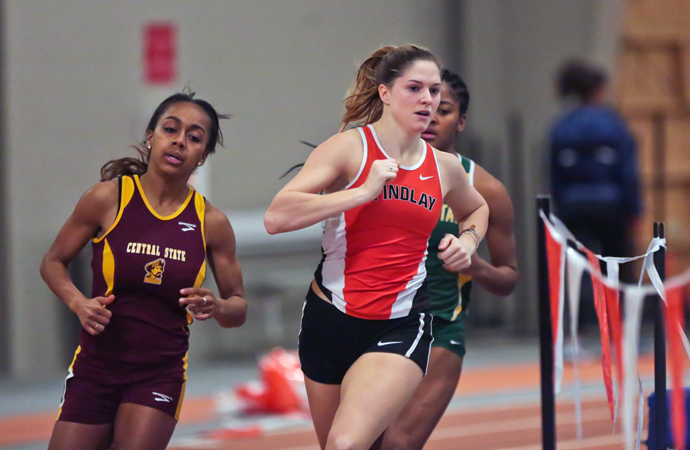 Track Wraps Up Last Chance Meet