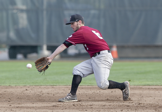 Bronco Baseball Preps For Cal Poly And Home-Opener