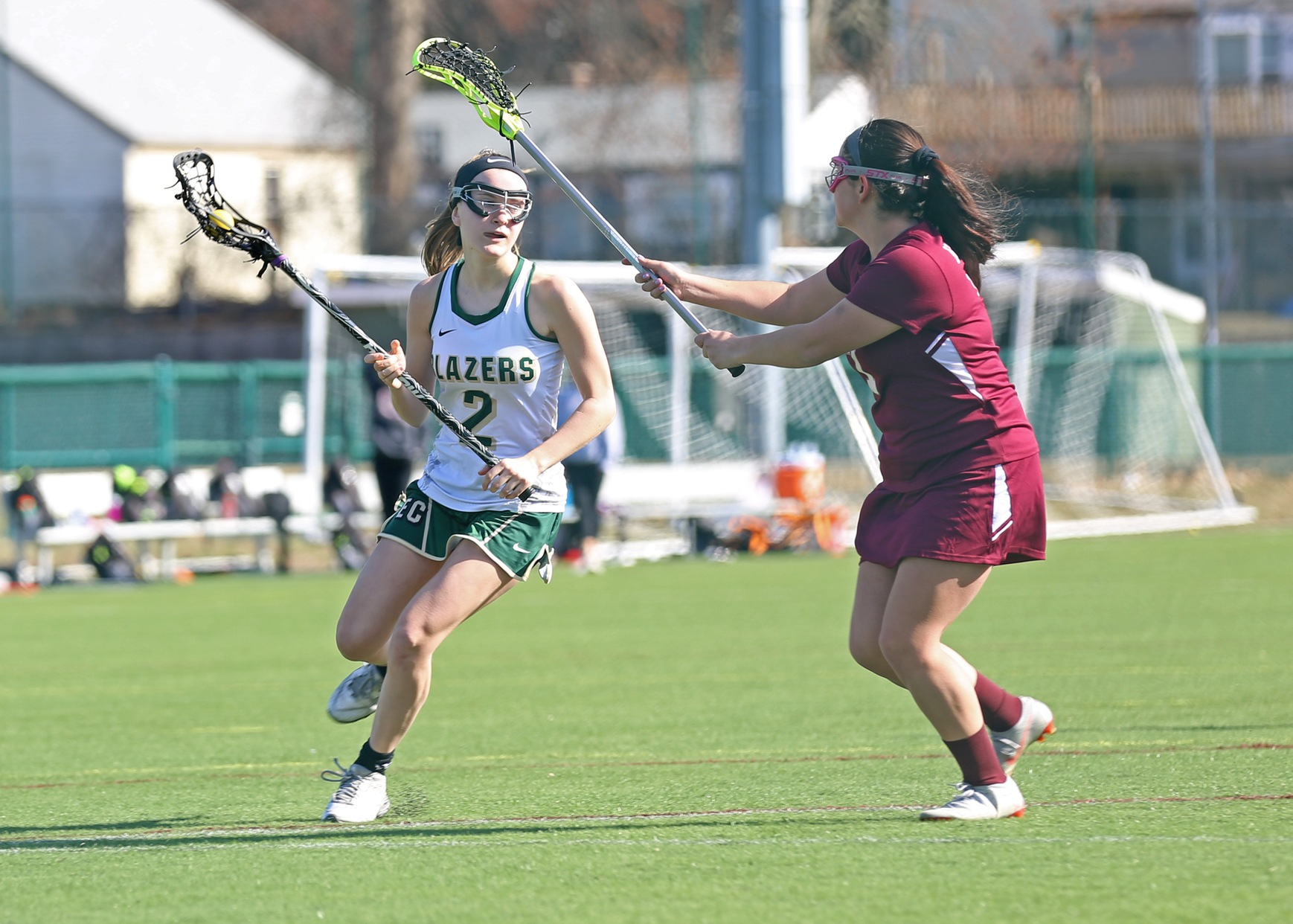 Lacrosse Falls To New England College In Conference Semi-Finals