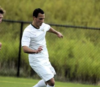 Daniel Camargo scored Felician's only goal in an Oct. 27, 2011, loss.