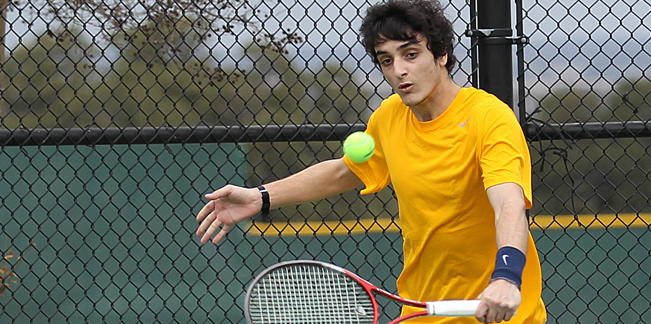Men's Tennis Recap (Week 3) - Around the SCAC