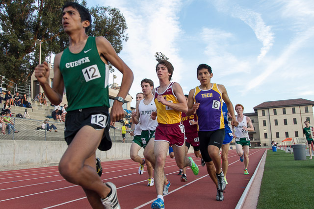 occidental college track meet 2012
